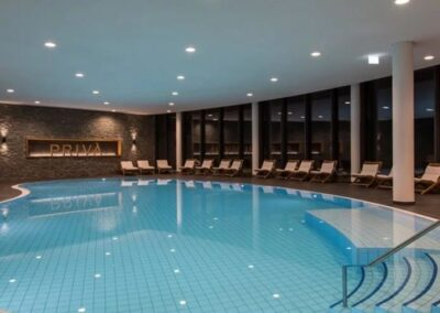 Priva Alpine Lodge Pool